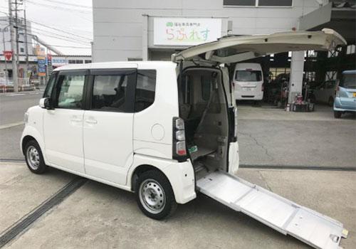 福祉車両専門店らぷれすの代車3|福祉車両専門店らぷれす