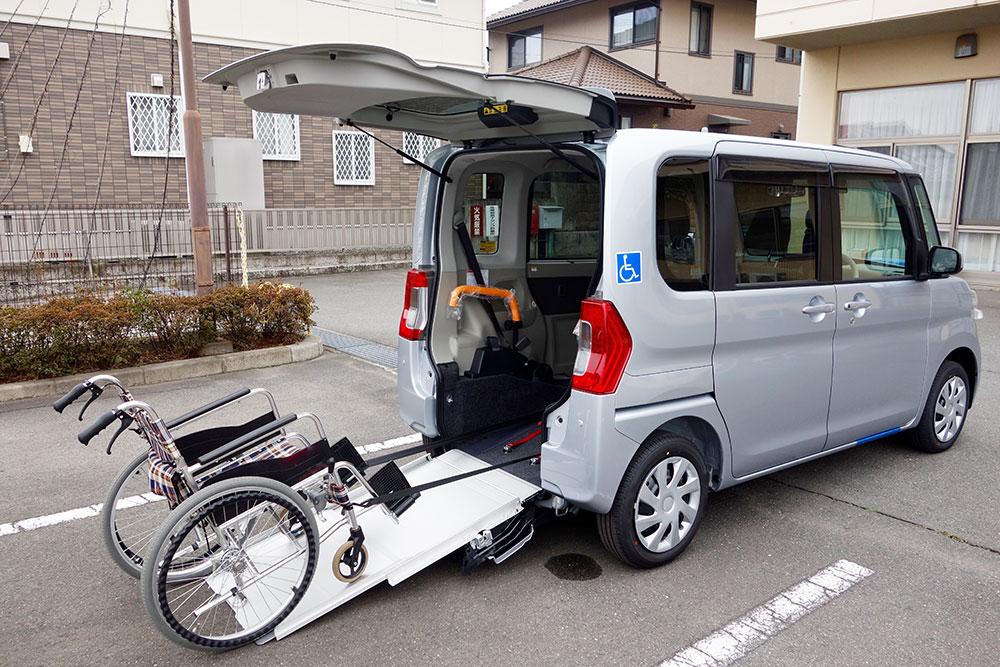 福祉車両リース|福祉車両専門店らぷれす