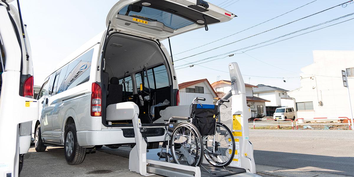 福祉車両新車販売|山形・福島・宮城で福祉車両を改造するなら福祉車両専門店らぷれす