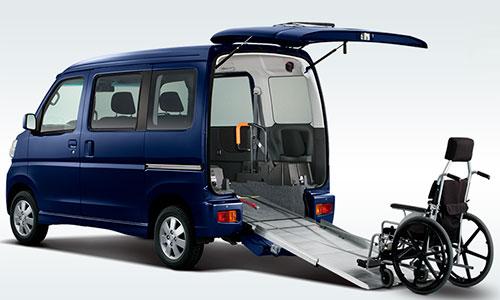 アトレースローパー|山形・福島・宮城で福祉車両を改造するなら福祉車両専門店らぷれす