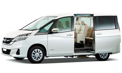 セレナ 送迎タイプ|山形・福島・宮城で福祉車両を改造するなら福祉車両専門店らぷれす