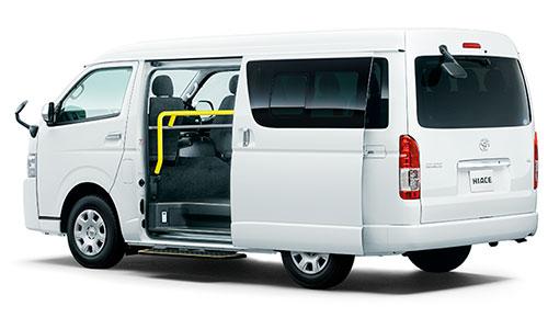 ハイエース ウェルジョイン|山形・福島・宮城で福祉車両を改造するなら福祉車両専門店らぷれす