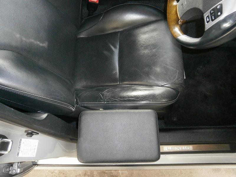 リジット型サイドサポートシート|山形・福島・宮城で福祉車両を改造するなら福祉車両専門店らぷれす