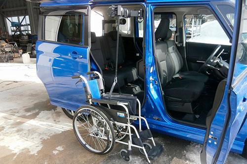 福祉車両・介護車両改造(カスタマイズ)|福祉車両専門店らぷれす